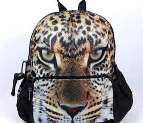 [grhmf2200017]3D Tiger Animal Backpack Cute Schoolbag